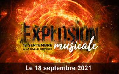 EXPLOSION MUSICALE